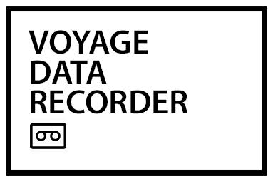 scatola nera voyage data recorder