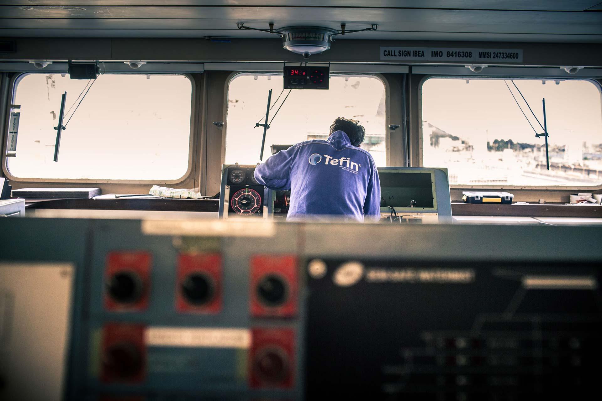 service navale