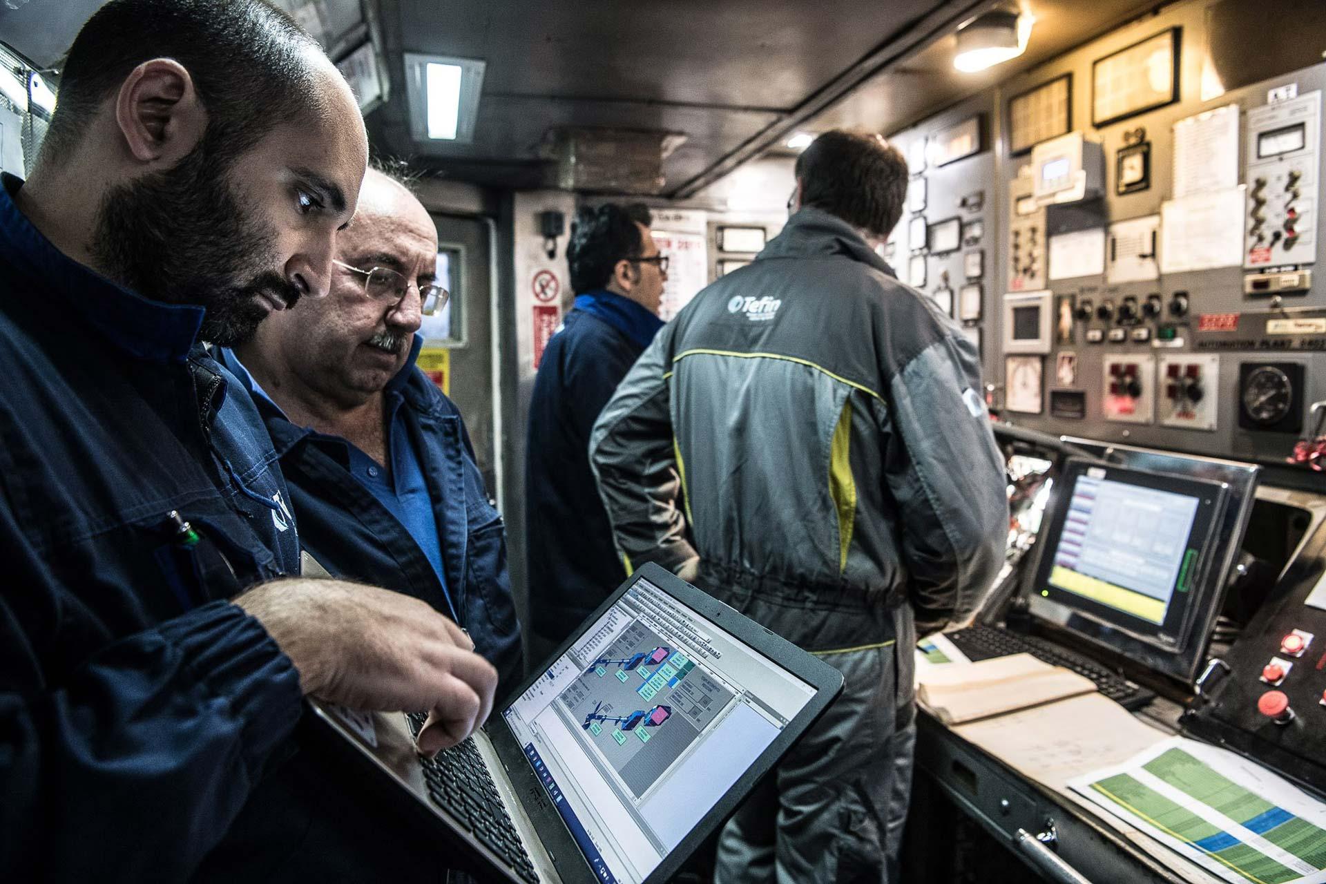 sicurezza navale