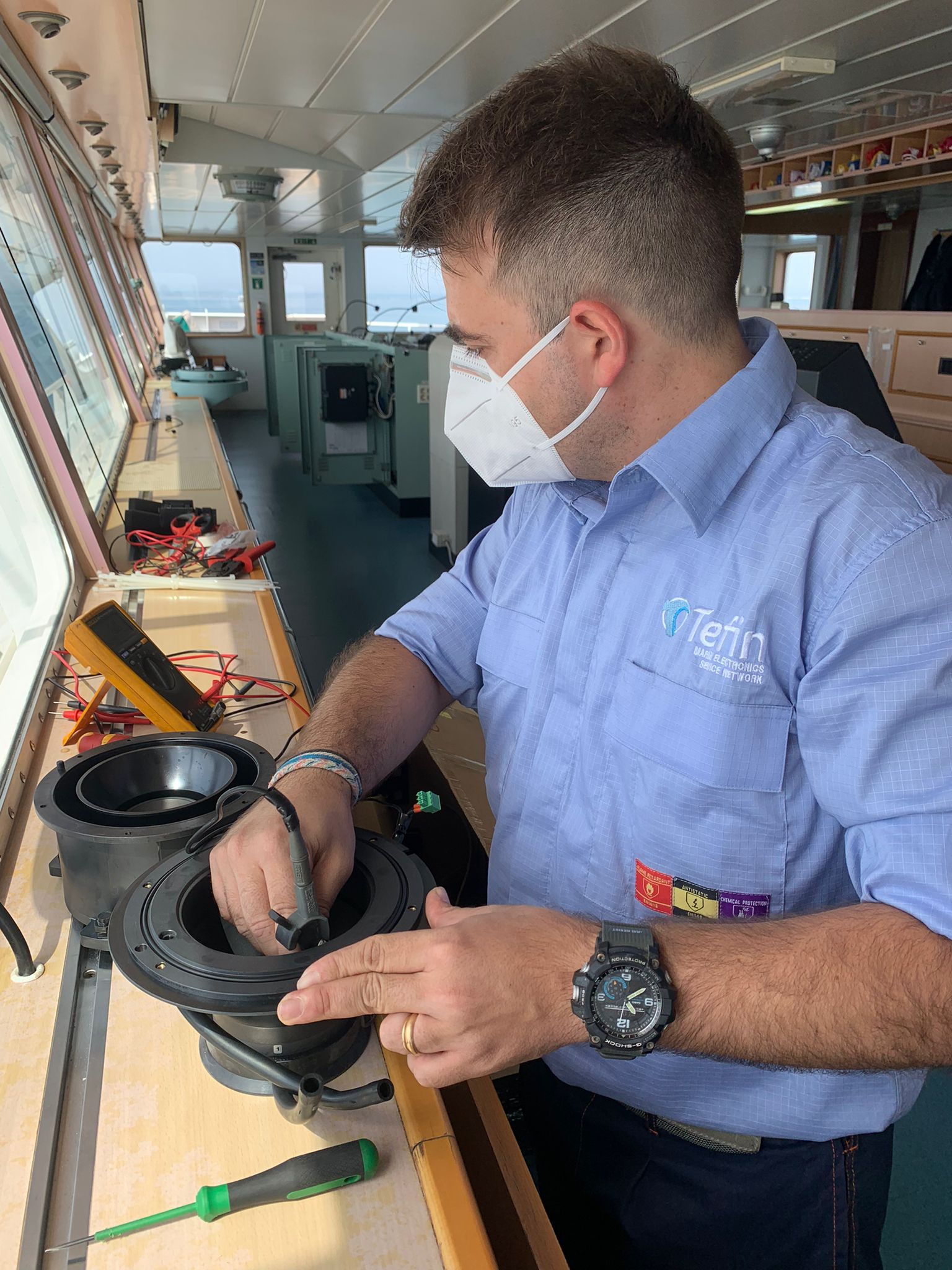 Have you scheduled your Gyro Compass Yearly Maintenance Yet?